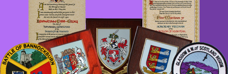 Spurcroft-Civic Banner Title