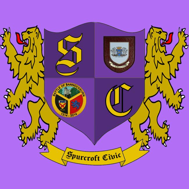 Spurcroft Civic Logo